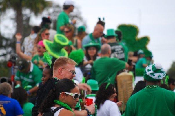 St. Patty's Melbourne Florida 2012